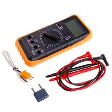 MY64 LCD Digital Voltmeter Ammeter Ohm Multimeter Volt AC DC Tester Meter