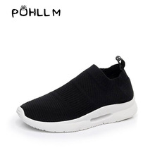 Sneakers for Women  Platform Breathable Mesh Sneakers for Women 2019 Women's Sneakers Vulcanized Shoes Women's  Socks  ShoesB60 лампа светодиодная таблетка jazzway 493461 gx53 8w 5000k