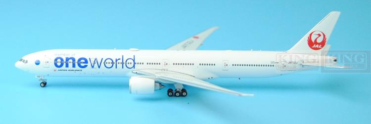 Phoenix 11184* B777-300ER JA732J Nikko oneworld 1:400 commercial jetliners plane model hobby gjcca1366 b777 300er china international aviation b 2086 1 400 geminijets commercial jetliners plane model hobby