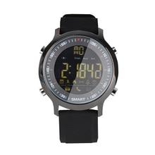 Купить с кэшбэком EX18  Smart Watch Man Waterproof Multi-long Sport Bracelet Bluetooth Call SMS Twitter Facebook Message Reminder Light Wristband