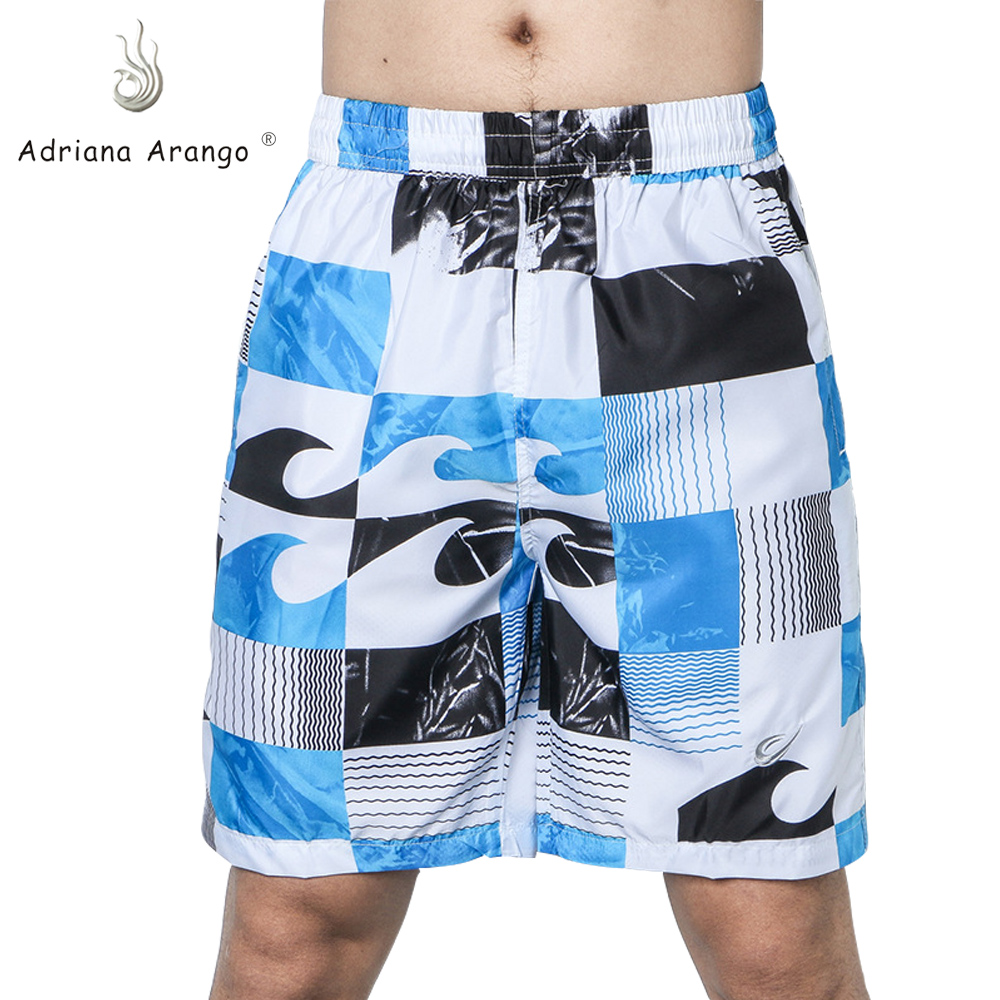 Adriana Arango 2019 Mens Swimwear Swim   Shorts   Trunks Beach   Board     Shorts   Swimming Pants Swimsuits Mens Running Sports Surffing s