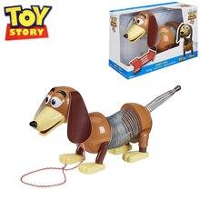 Disney Toy Story 4 toys Pixar Slinky Dog Woody Buzz Lightyear Forky Strawberry bear Alien toy story Model Toys For Children Gift
