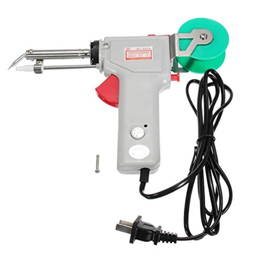 Soldering 116 Gun TP Iron Soldering 220V Automatic  Automatically Machine Heating Fast Manual 80W Send 60W Gun Tin Electric Type