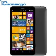 Original nokia lumia 1320 mobile phone 1GB RAM 8GB ROM color White Black orange yellow Camera 5MP Wifi GPS Bluetooth cell phone