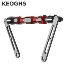 Keoghs Motorcycle Handle Crossbar/light Phone Extension Balance Rod High Quality For Honda Yamaha Suzuki Kawasaki Motorbike