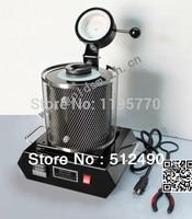 Brand new Mini Melting furnace, electric melting machine, gold melting furnacer, gold bar making tool