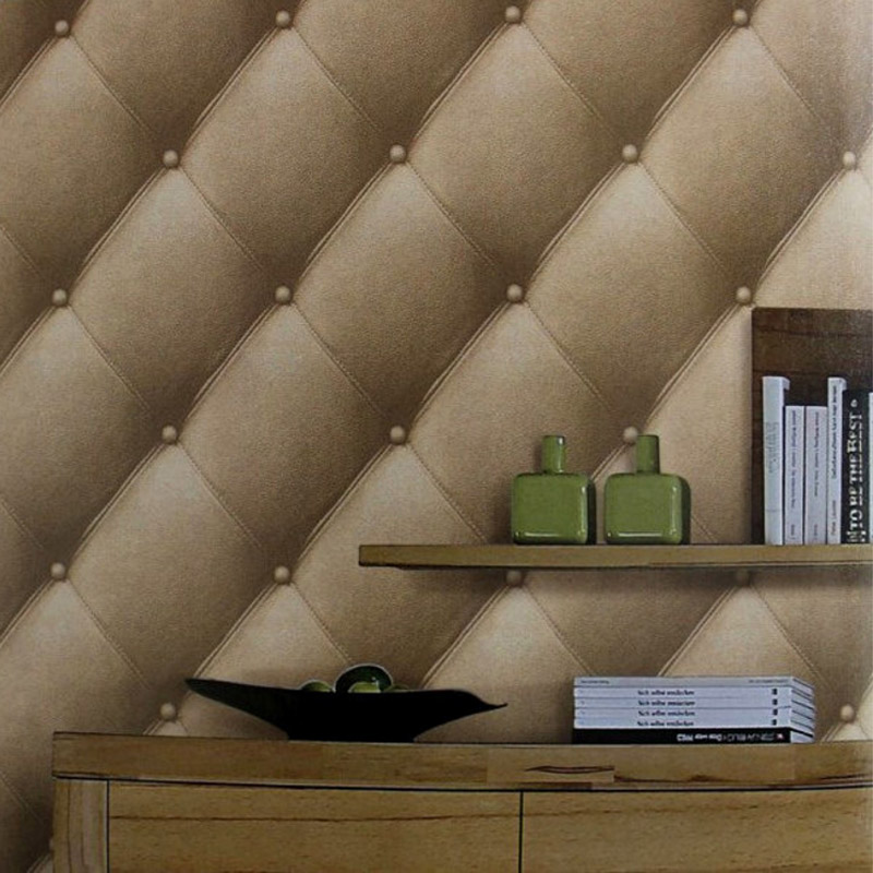 ФОТО Embossed 3D PVC Wallpaper Modern Roll For Living Room Background Hotel Covering Decor WallPaper L&S WP16003