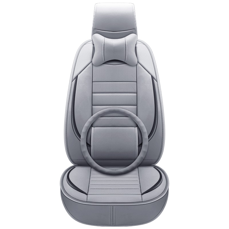Специальный искусственная кожа Автокресло Чехлы для Toyota Corolla Camry Rav4 Auris Prius Yalis Avensis внедорожник авто аксессуары наклейки