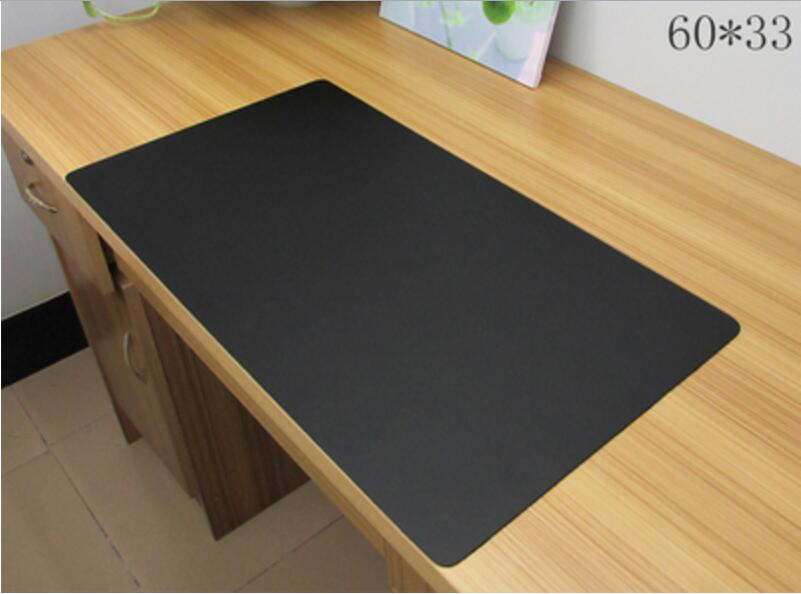 60*33CM Double Faced Desk Mat Two Sided Business Office