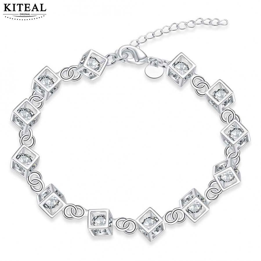 Lose money promotion Hot Best Selling Silver Bracel