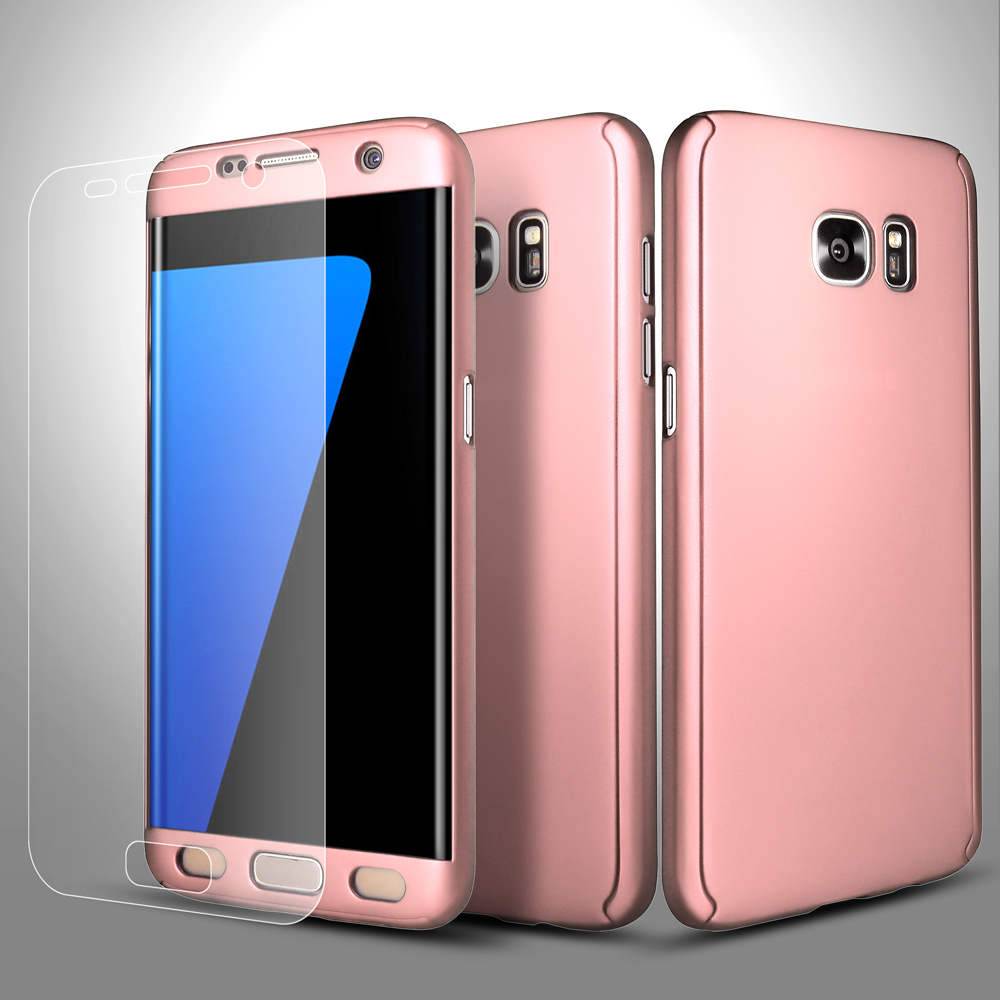 Roybens 360 Degree Full Body Protect Soft Tpu Case Front Back Cover Gkk Samsung Galaxy S8 Plus G950fd S7 Edge Dan Flat Original Aliexpresscom Buy Protection