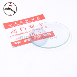 Image 4 - 108pcs/lot Double Dome Watch Glass,Round Mineral Dia 23mm~40.5mm Daul Curved Watch Glass Replacement Parts for Watchmakers