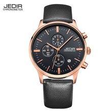 JEDIR Fashion Women Watches Luxury Brand Quartz Ladies Waterproof Chronograph Sports Watches relogio feminino Gold Watch