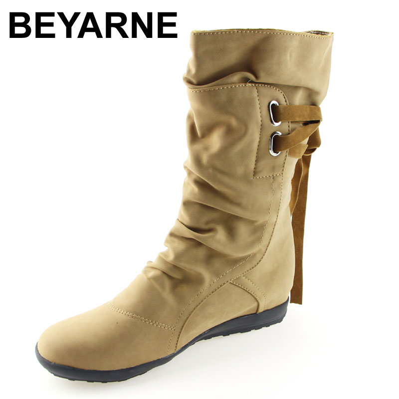 aliexpress buy beyarne autumn and winter leather