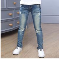 3 4 5 6 7 8 9 10 11 12 Year Girls Jeans 2018 New Style
