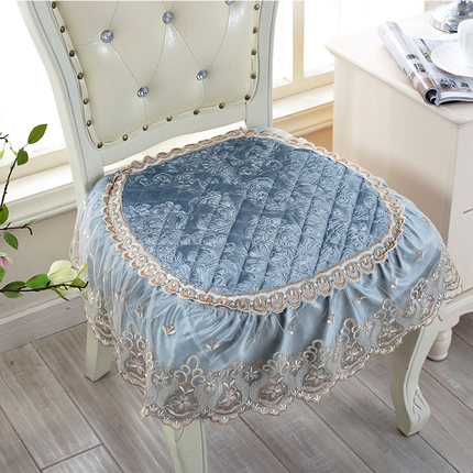 European Chair Seat Cushions Lace Seat Cushions Non Slip Dining Cushions  Computer Chairs Seat Cushions In Cushion From Home U0026 Garden On  Aliexpress.com ...