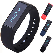 Waterproof Touch Screen Fitness Tracker Health Smart Bracelet Original Bluetooth 4.0 smartwatch Wristband Sleep Smart Watch