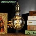G125 LEVOU lâmpada do vintage lâmpada decoração da lâmpada 220 V 3 W lâmpada fogos de artifício lâmpada LED noite lâmpada de parede pingente lâmpada