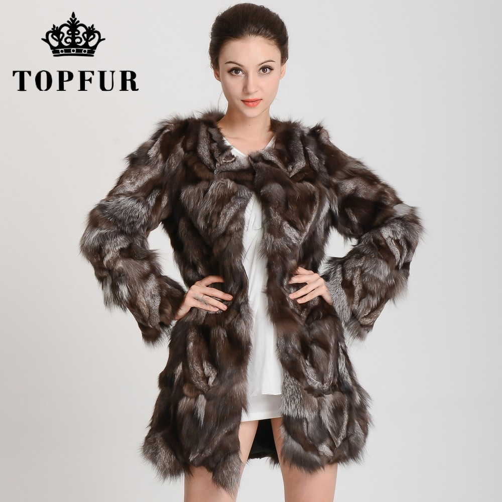 Online Get Cheap Long Fox Fur Coat -Aliexpress.com | Alibaba Group