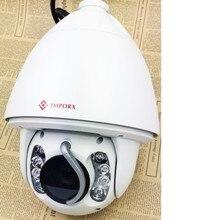 1080P Auto tracking speed dome IR IP PTZ camera outdoor IR 150m distance security cam