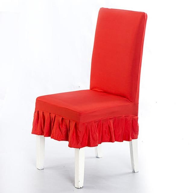 HAOLIANG Silla Cubre Fundas para Sillas Para Bodas Spandex Textil ...