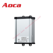 цена на Low Voltage Transformer 12V Power Supply Driver Rainproof Power Supply Transformer for Outdoor Lights 5A 60W
