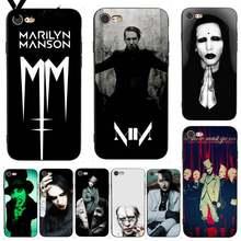 coque iphone 8 marilyn manson