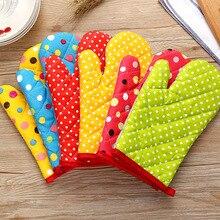 2506 толстые теплоизоляционные рукавицы для микроволновой печи, специальные перчатки для выпечки, Креативные кухонные противоскользящие высокотемпературные противоскользящие