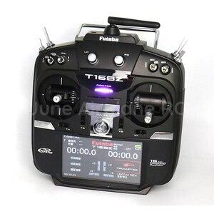 Image 1 - خصم جهاز التحكم عن بعد الأصلي فوتابا 16SZ (ni mh) مع جهاز استقبال R7008SB 2.4G للطائرات الهليكوبتر
