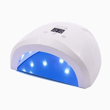 Sunone x 36W Professional Manicure LED UV Lamp Nail Dryer for UV LED Gel Machine sunone 48w professional nail lampe led manicure uv lamp nail dryer for uv gel led gel nail machine infrared sensor eu us plug