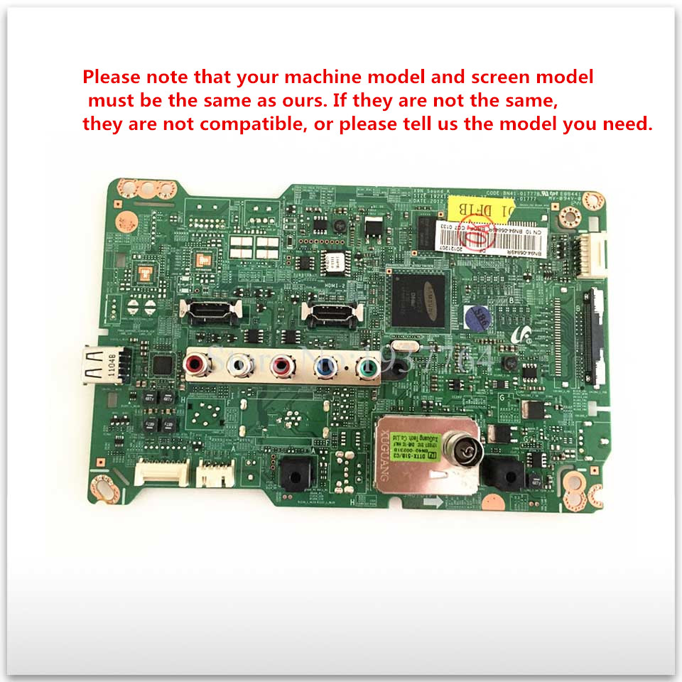 40 inch for motherboard UA40EH5000R Board BN41 01777B with DE4000BGA B1 screen