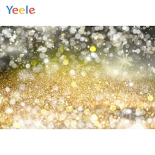 Yeele Light Bokeh Dreamy Scene Children Birthday Party Photography Backdrop Wedding Love Photographic Background Photo Studio