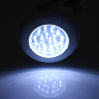 High Quality Battery Operated Ceiling Light 18 LED Wireless Cordless Ceiling Wall Light Remote Control Switch