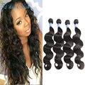Free Shipping 4 Bundles 8A Peruvian Virgin Hair Body Wave 100% Unprocessed Virgin Human Hair Extension Peruvian Body Wave Hair