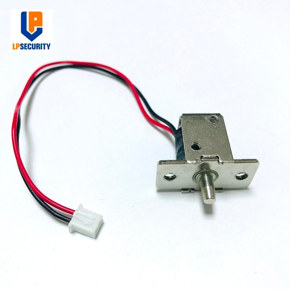 12V Elektrisches Magnetschloss Schrankschloss Schublade Tür Sicherheit