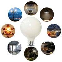 Artpad AC 220V LED Bulb E27 Edison Bulb Indoor Outdoor Lighting Decor Retro Vintage Bubble Ball