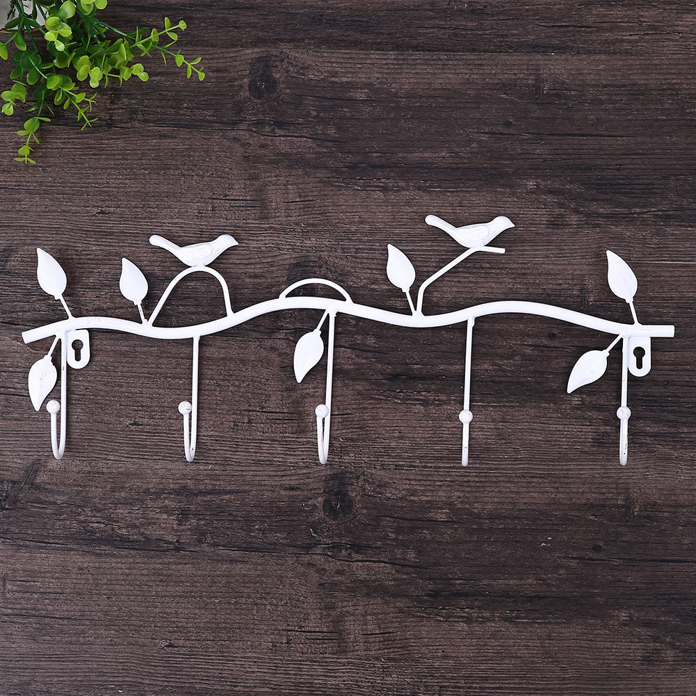 Chinese Panda Bamboo Traditional Art Pattern Table Hook Folding Bag Desk Hanger Foldable Holder