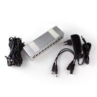 Guitar Effect Pedal Power Supply DC 9V 12V 18V Outputs
