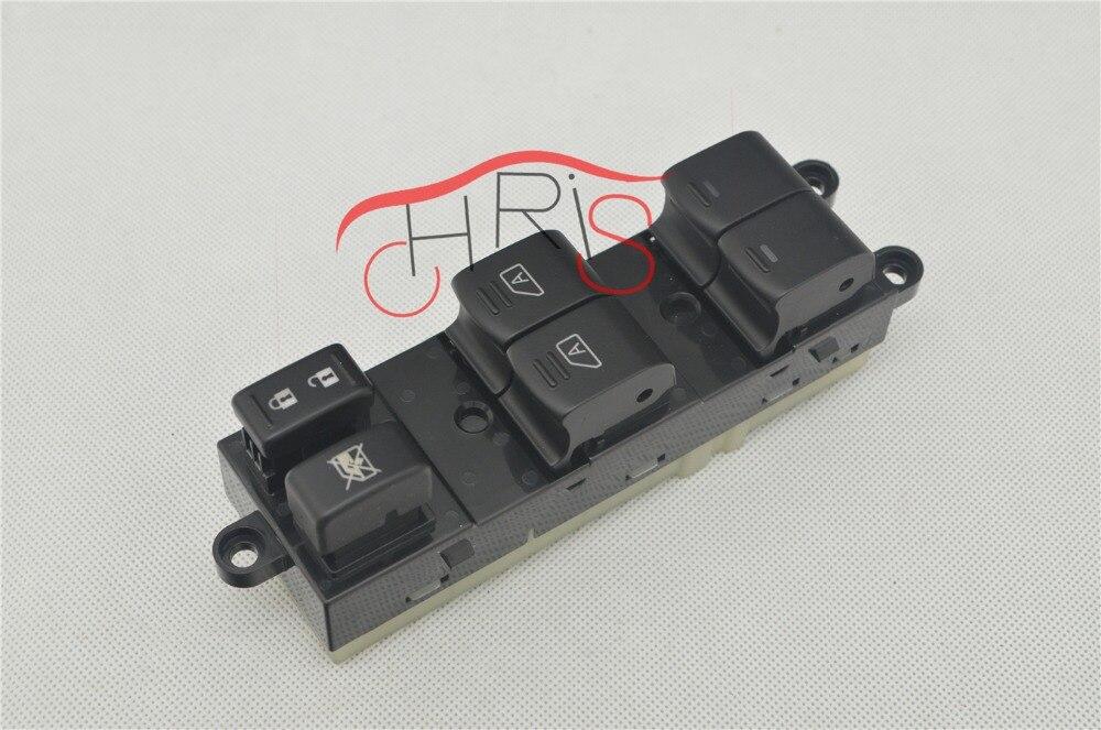 ФОТО 25401-ZL10C 25401ZL10C Window Power Control Switch FOR Nissan Pathfinder 2007-2012