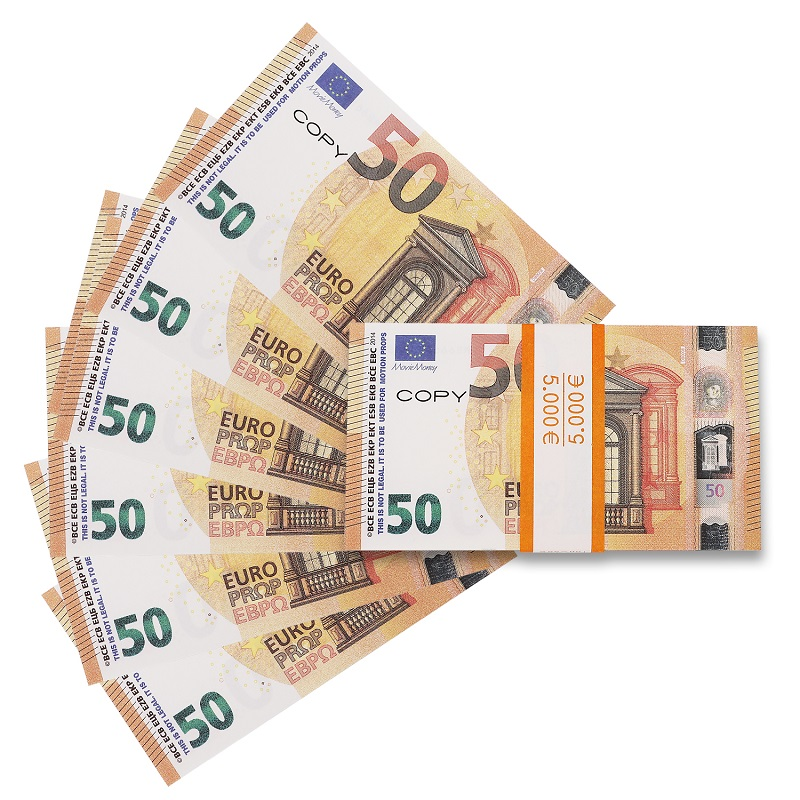 image about Free Printable Money Bands referred to as Totally free Prop Revenue