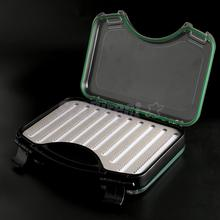 Waterproof Dry Saltwater Fly Fishing Tackle Box Case Storage with Handle