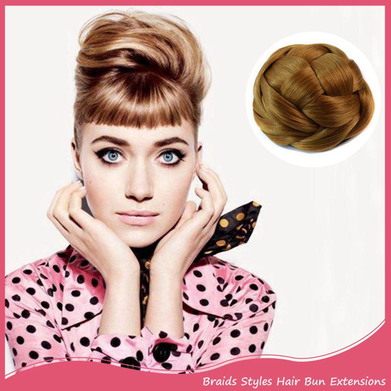 Terrific Popular Wedding Hair Bun Buy Cheap Wedding Hair Bun Lots From Hairstyles For Men Maxibearus