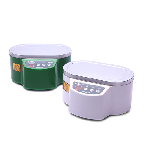 BK-9050 Smart Mini Ultrasonic Cleaner Bath For Cleaning Jewelry Glasses Circuit Board Dental Razor ultrasonic washing machine Islamabad