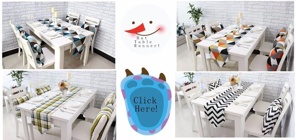№1 unidades Encaje Mesa corredor natural yute mesa de lino nuevo ...
