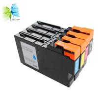 Winnerjet Original Ink Cartridge For Ricoh MP CW2200SP/CW2200HSP Printer WITH 4 colors