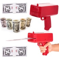 Money Bulb Paper Playing Money Spray Light Toy Child Adult Make It Money