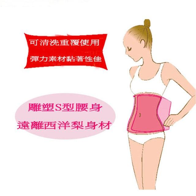 Losing weight fat burner Sauna Slimming Belt Waist Wrap Shaper Cellulite Belly slim down Waist Massage Belly leg slimming wraps 2