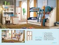 2018 Акция Literas двухъярусные кровати Limited дерево детский сад мебель лит Enfants Meuble детская с лестницы детские спальные гарнитуры
