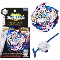 Original Original Product New Beyblade Burst Starter Zeno Excalibur B 97 With Launcher Bayblade