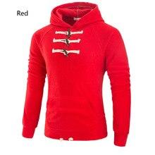 Brand 2019 new hoodie brand mens solid color sweatshirt men Hoody Hip Hop autumn and winter multicolor street rare